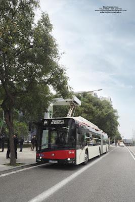 Solaris Urbino 18 electric, Transports Metropolitans de Barcelona (TMB)