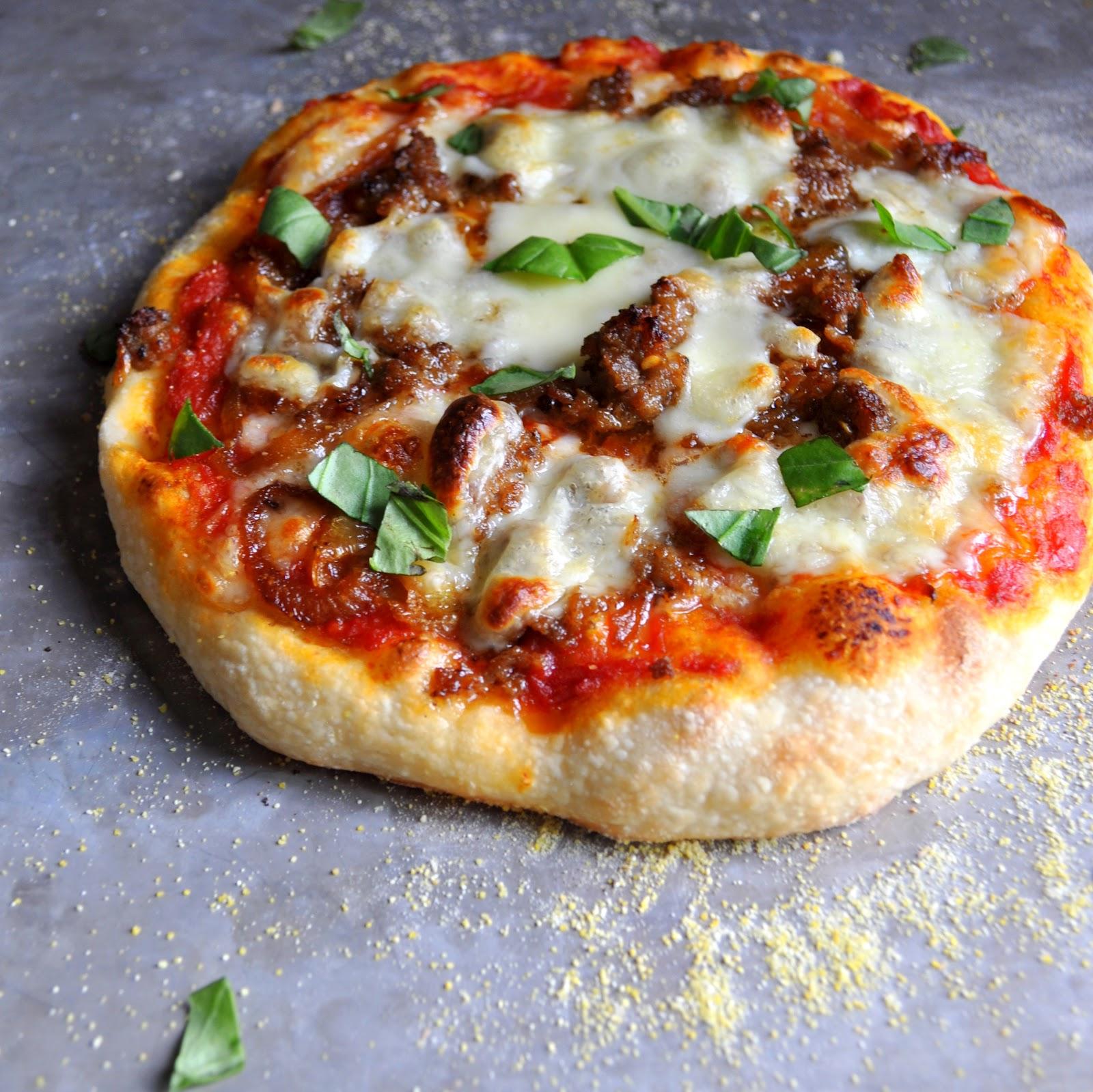 BREANNA'S RECIPE BOX: My Very Favorite Pizza Dough Recipe