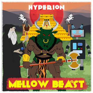 "MELLOWBEAST debut trip ""Hyperion"""