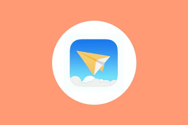 AirBlue Sharing-memudahkan berbagi file dari iOS ke Perangkat Non-iOS