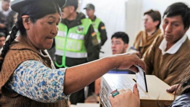 OEA determines an algorithm failed in calculations during elections in Bolivia