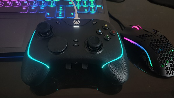 Razer Wolverine V2 Chroma gaming controller for Xbox and Windows PC