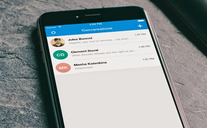 Signal 2.0 — Free iPhone App for Encrypted Calls and Texts