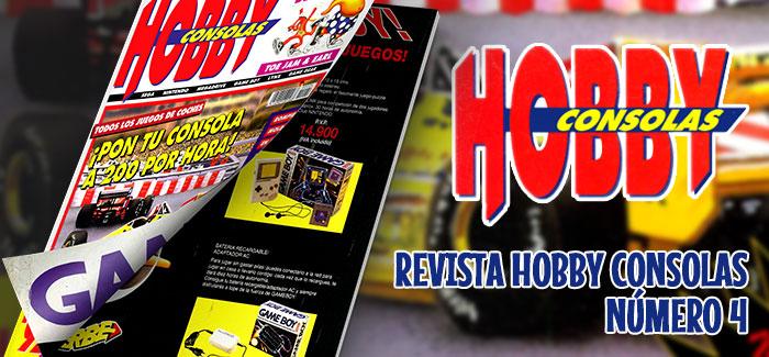 Revista Hobby Consolas Número 4 1992