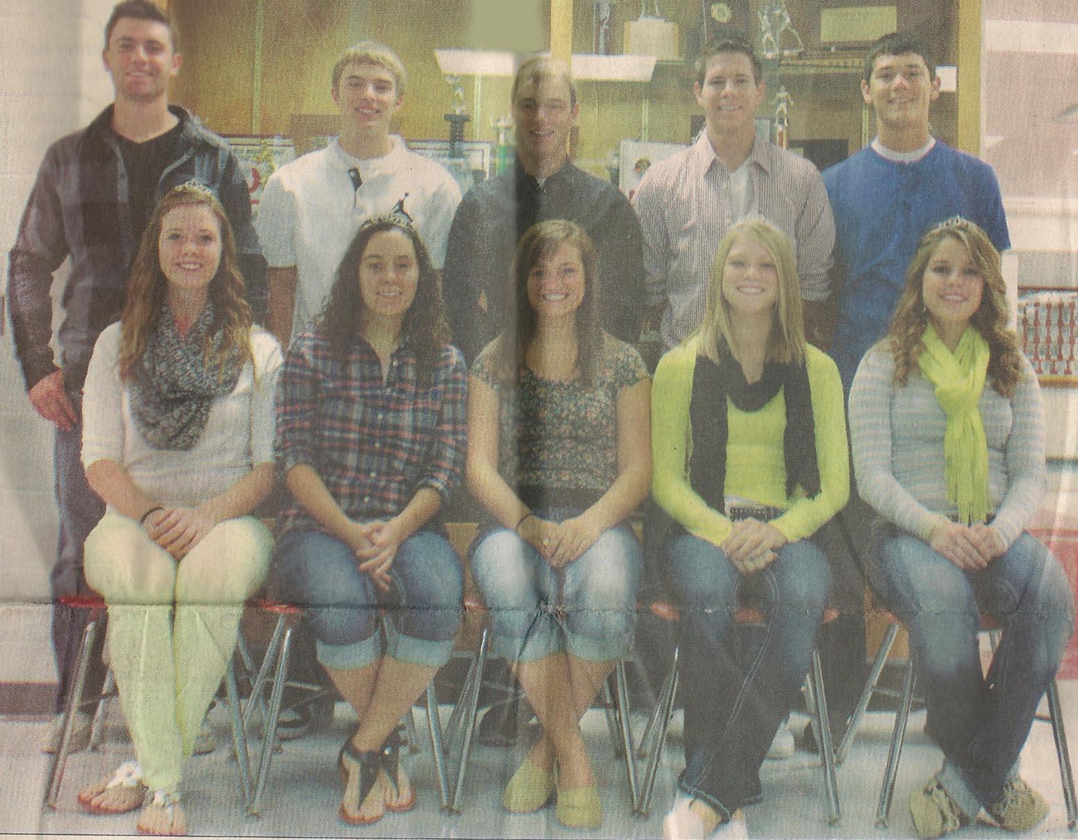 Chariton Iowa High School Pictures Of Logan Mcgee