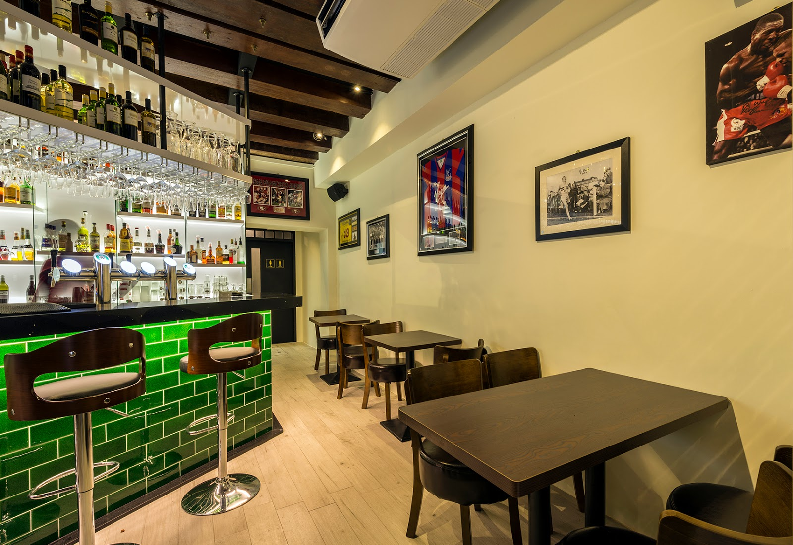 Interior design guide restaurants bar