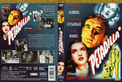 Carátula dvd: Pesadilla (1945) The Strange Affair of Uncle Harry