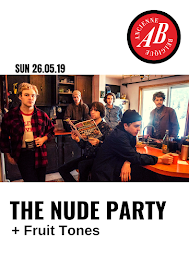 THE NUDE PARTY | AB