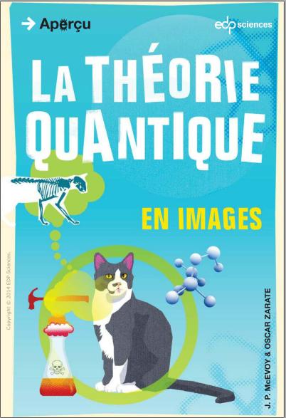 Livre : La théorie quantique en images - J.P. McEvoy PDF