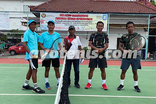 SATPOL PP Kab Malang Open II Tahun 2021: Hasil Pertadingan Hari ke 2, Sabtu 6 Maret 2021