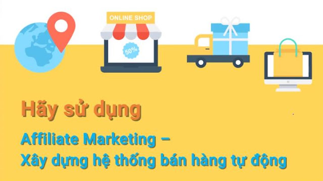 Khóa học thúc đẩy doanh số bán hàng với Affiliate Marketing
