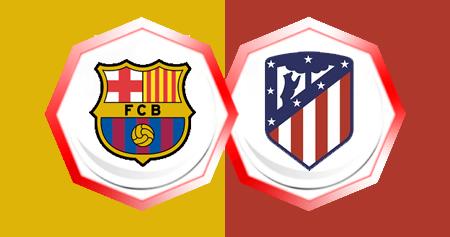 مشاهدة مباراة برشلونة واتلتيكو مدريد بث مباشر كورة جول