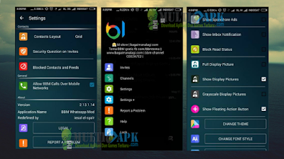 Update BBM Mod Whatsapp Versi v2.13.1.14 APK Android