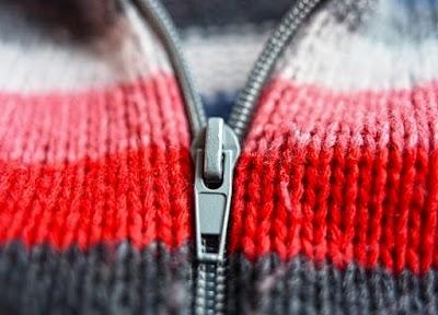 Cómo poner o tejer una cremallera en crochet