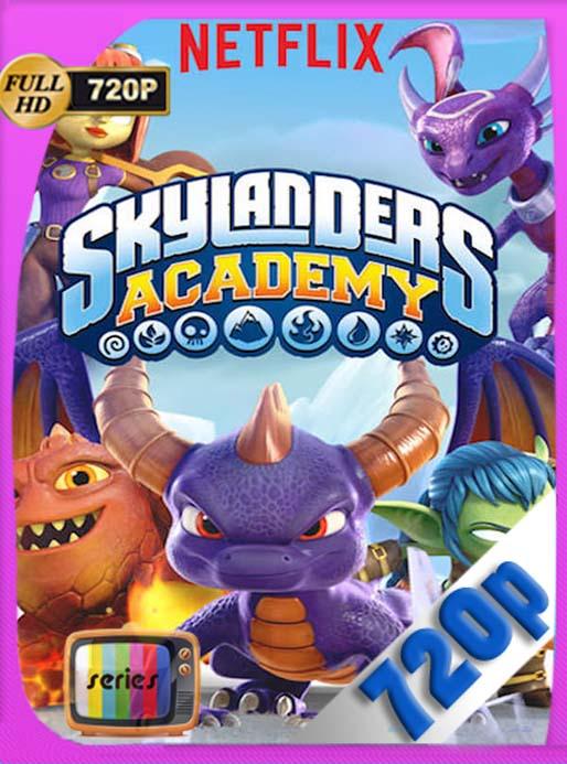 Skylanders Academy Serie Completa (Todas las Temporadas) HD 720p Latino [GoogleDrive] [tomyly]