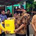 Bupati Cek Endra Berikan Bantuan Pertanian Masyarakat Terdampak Covid 19