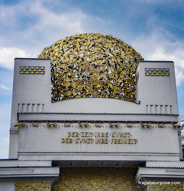 Edifício Secessão, Viena, Áustria
