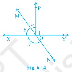 NCERT Solutions for Class 9th: Ch 6 Lines and Angles Maths