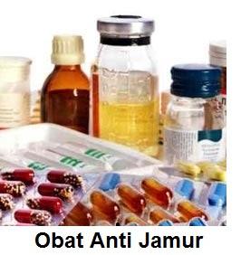 Obat Anti Jamur Untuk Mengobati Penyakit Infeksi Jamur