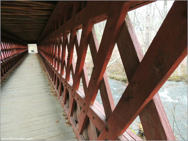 Nissitissit Bridge New Hampshire