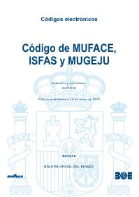 Código de MUFACE, ISFAS y MUGEJU