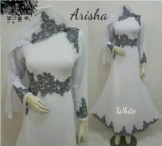 baju putih untuk nikah 2016