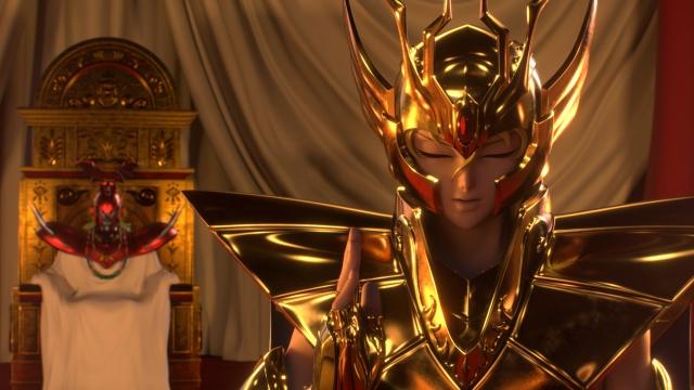 Knights of the Zodiac: Saint Seiya Cavaleiros do Zodíaco Netflix