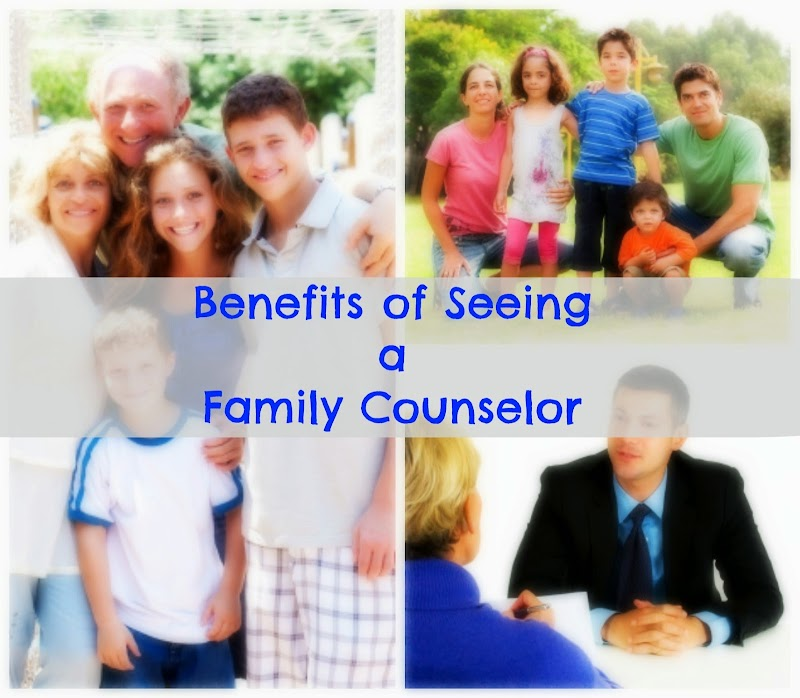 Benefits of Seeing a Family Counselor