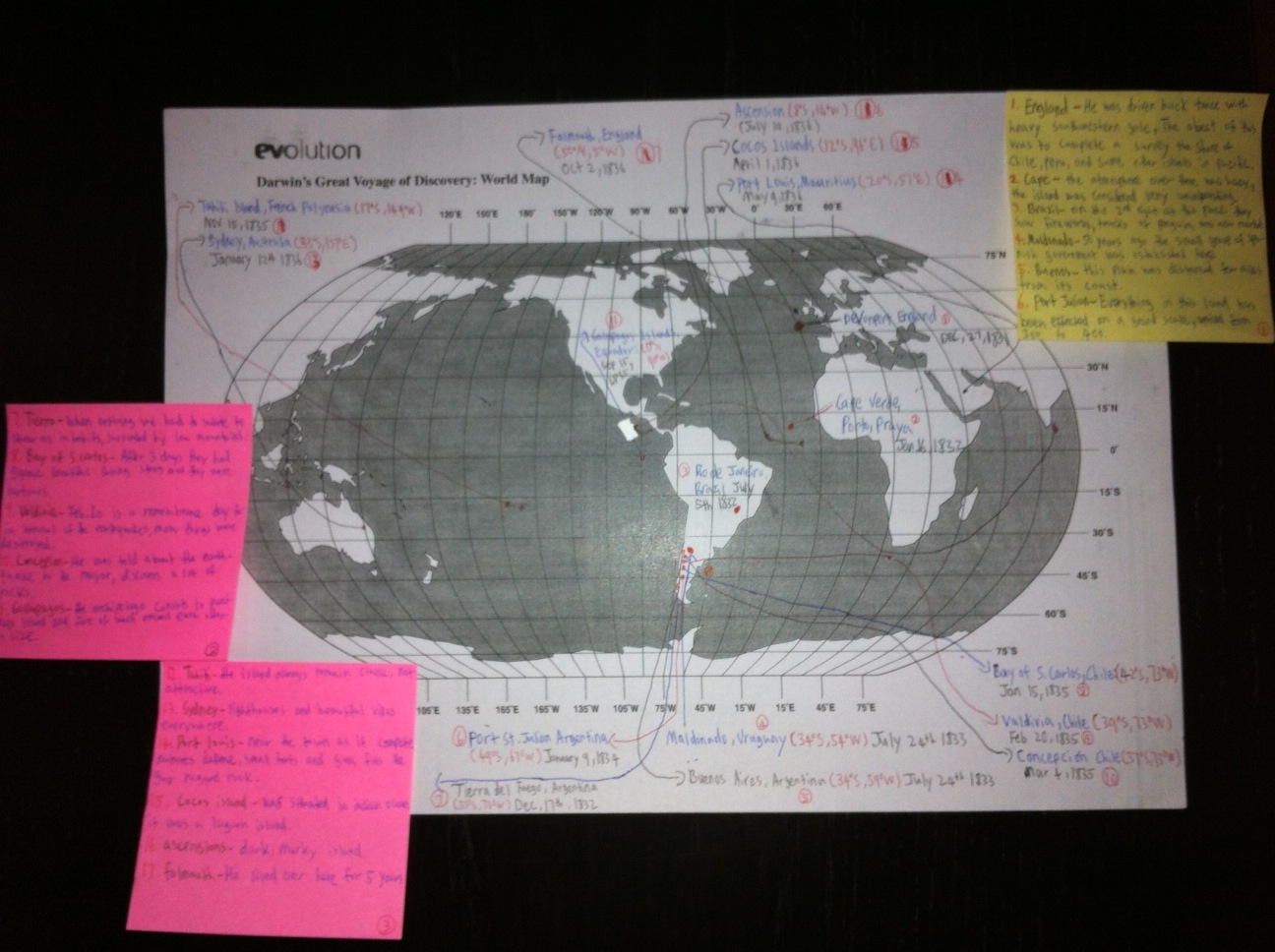 Environmental Science Darwin S Great Voyage Of Discovery
