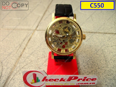 đồng hồ dây da giá rẻ