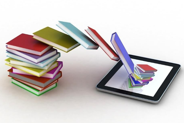 Fungsi Ebook dan Kelebihannya Di bandingkan Buku Biasa