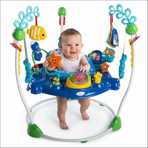 6f605a74e Daily Tools  Baby Einstein Neptune s Ocean Discovery Jumper Target