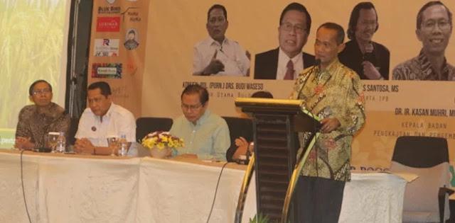 Kepala BKP Kementan: Indonesia Tidak Akan Kekurangan Pangan