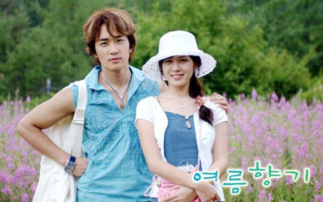 Download Drama Korea Summer Scent Batch Subtitle Indonesia
