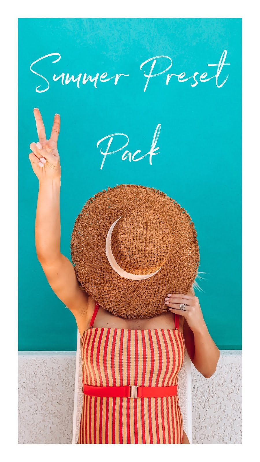 Sara Vickers: Summer Preset Pack