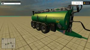 Samson PGLL 27 BETA slurry tank