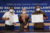 Angkasa Pura I dan Dispar Sulut Hadirkan Spot Promosi Parekraf di Bandara Sam Ratulangi Manado