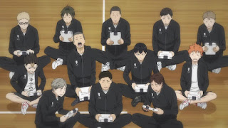 ハイキュー!! アニメ 3期1話 烏野高校 | Karasuno vs Shiratorizawa | HAIKYU!! Season3