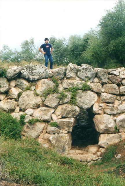 Indagine e rilievo del Ponte Arkadiko presso Casàrma