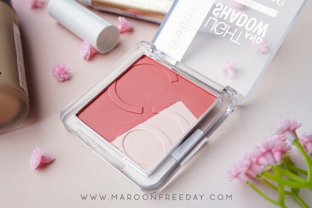Review Blush on Catrice