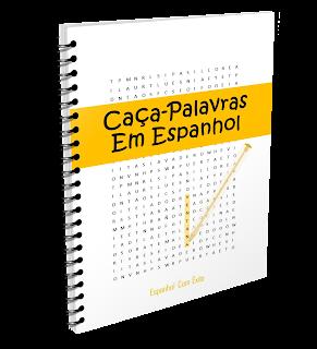 caça-palavras em espanhol