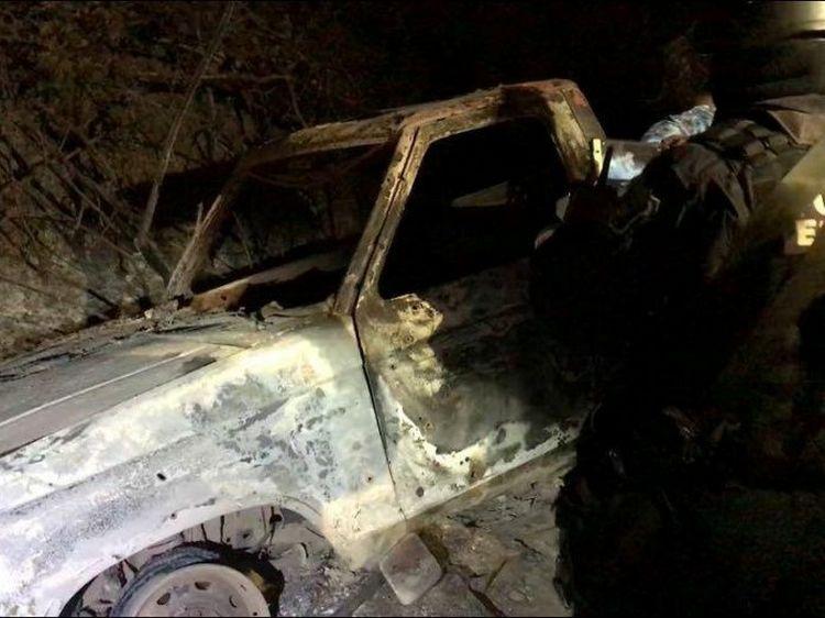 El infierno en Chilapa, hallan cuerpos desmembrados y calcinados