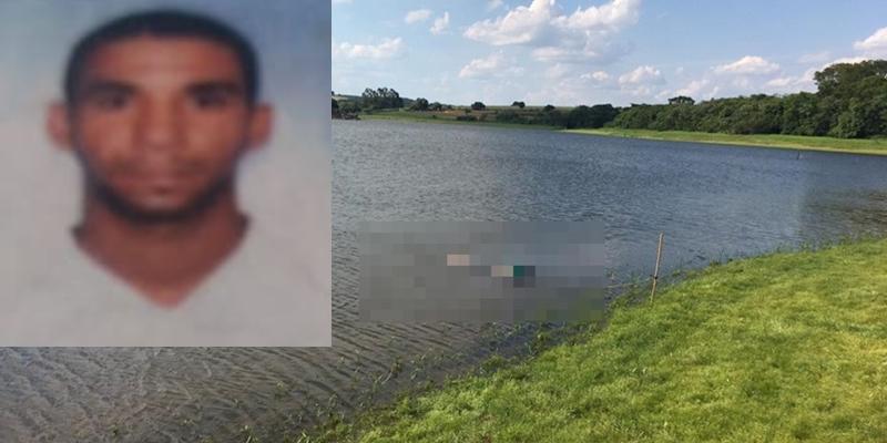 Homem é encontrado morto em represa na área rural de Cajobi