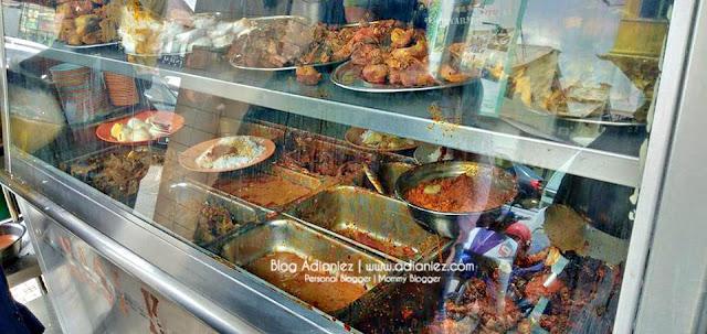 Nasi Ganja | Nasi Kandar Ayam Merah, Ipoh