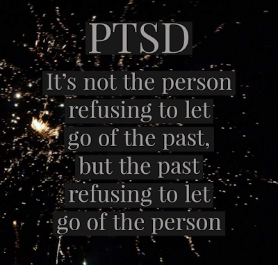 What is Post-traumatic stress disorder