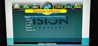 Vision Premium Ii E507 Ecast & Direct Biss Key Add Option