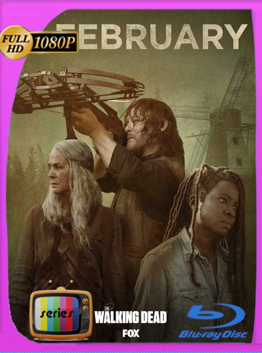 The Walking Dead Temporada 1-2-3-4-5-6-7-8-9-10 HD [1080p] Latino [GoogleDrive]