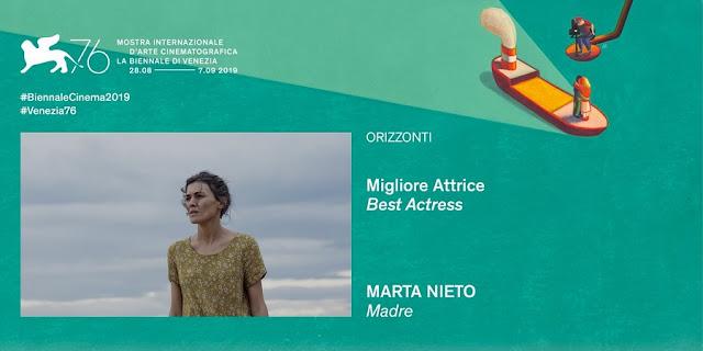 Palmarés de la 79ª edición del Festival de cine de Venecia