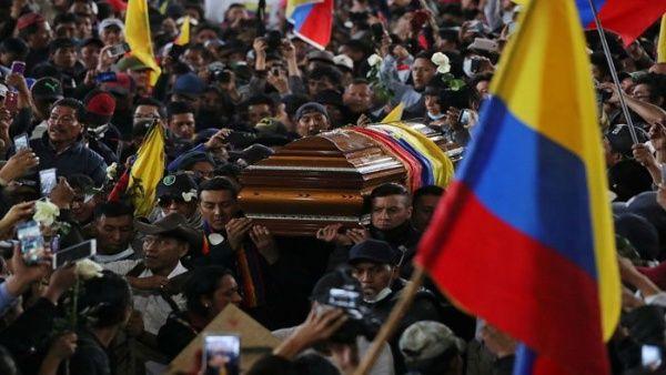 ONU expresa preocupación por situación en Ecuador