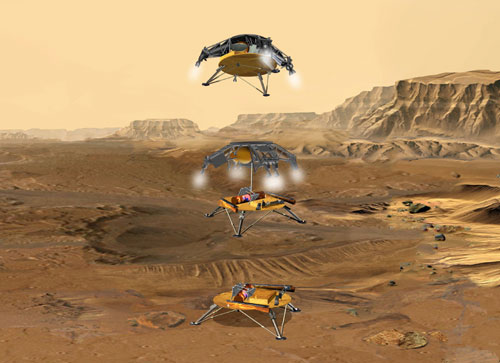 mars landing outfit - photo #31